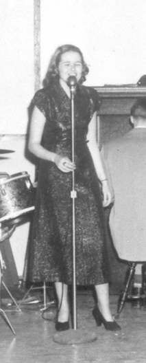 Barbara Lea with the Crimson Stompers