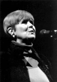 Barbara Lea at the Toronto Jazz Festival